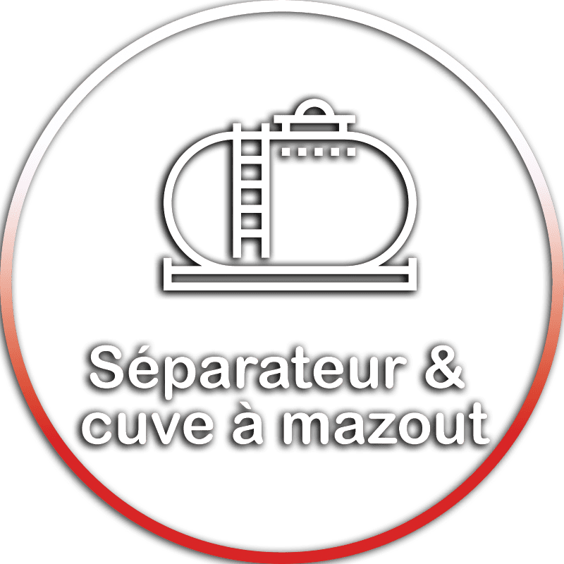 Cuve mazout